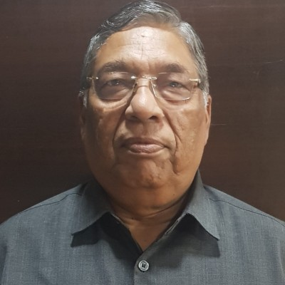 Bhagvanjibhai Manjibhai Hedpara (Managing Trustee)
